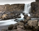 Wall art photo of a waterfall in Iceland